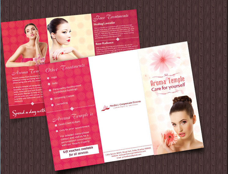 Aroma template design and develop