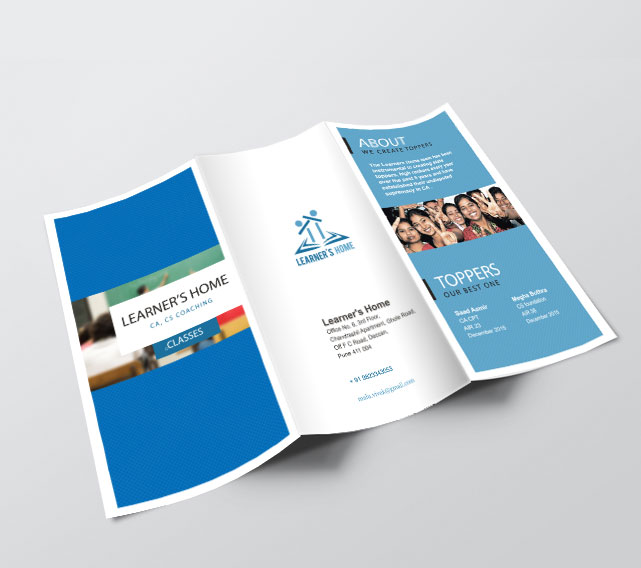 learners home design brochures
