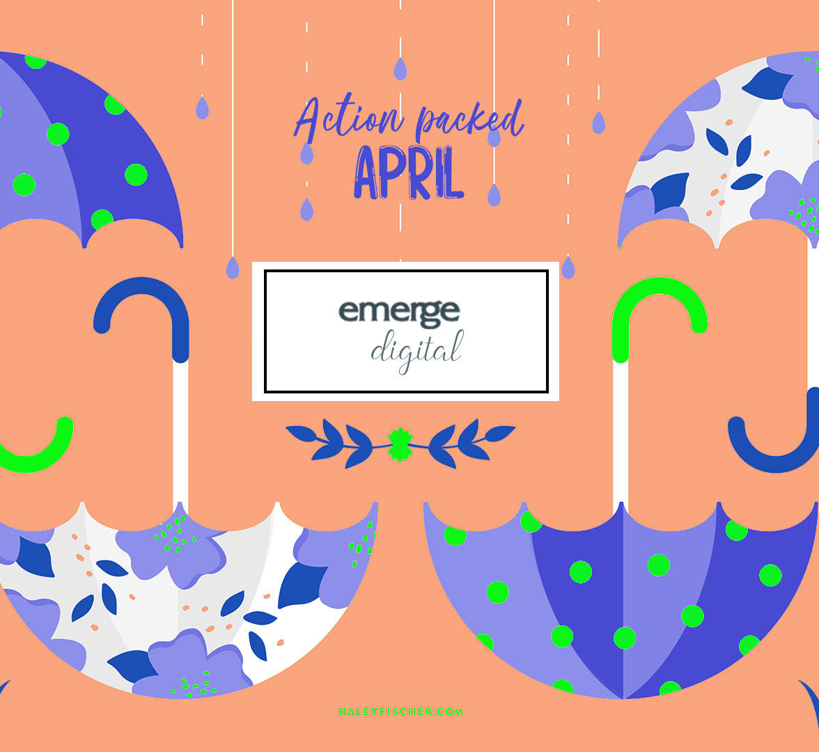 Action Packed April at Emerge Digital Mumbai